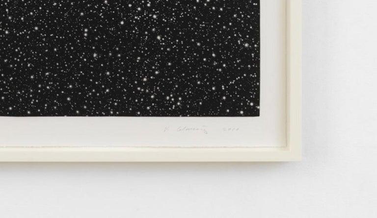 Starfield - Contemporary Print by Vija Celmins