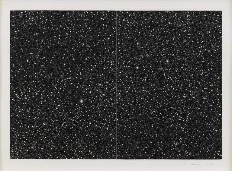 Starfield - Print by Vija Celmins