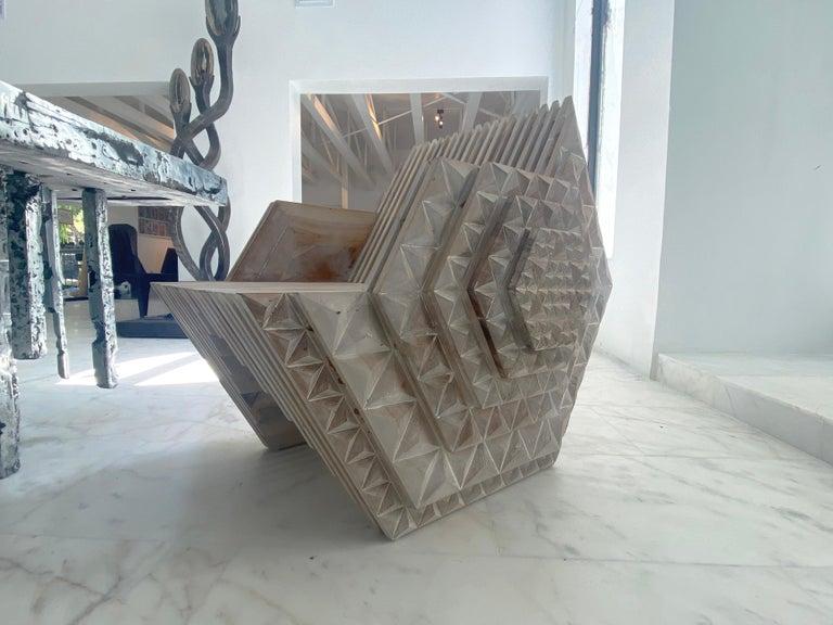 Viking Throne by John Brevard For Sale 1