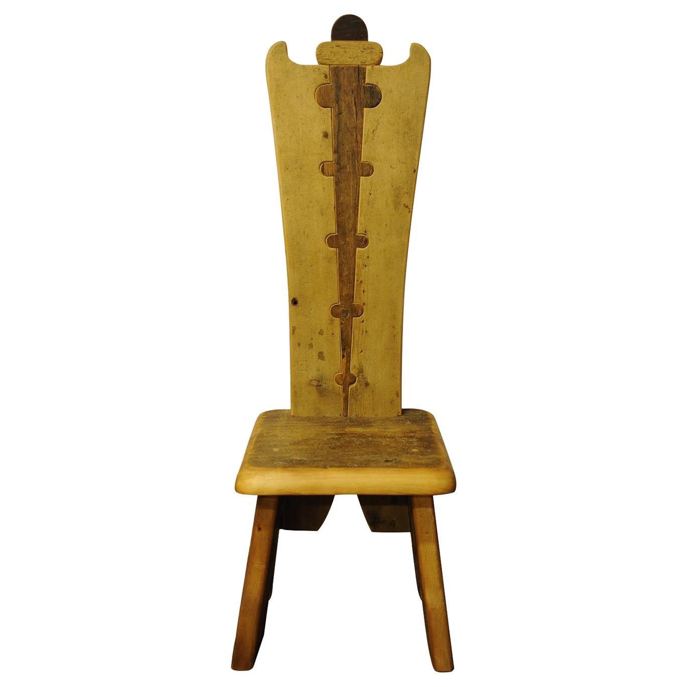 Viking Throne Chair
