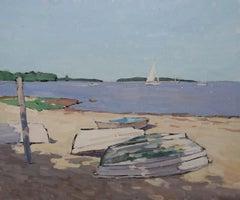Boats at Secret Beach