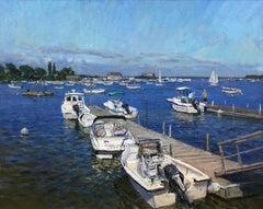 Docks at Dering Harbor
