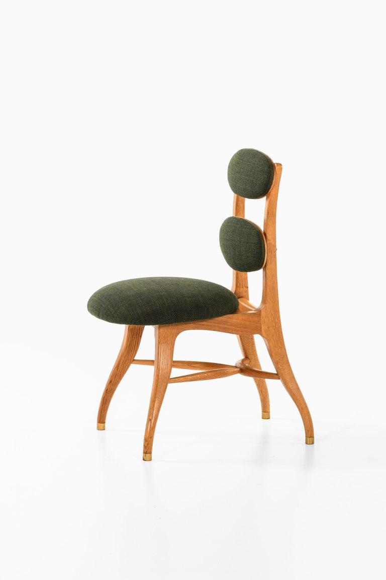 Danish Vilhelm Lauritzen Musician Chair Produced in Denmark