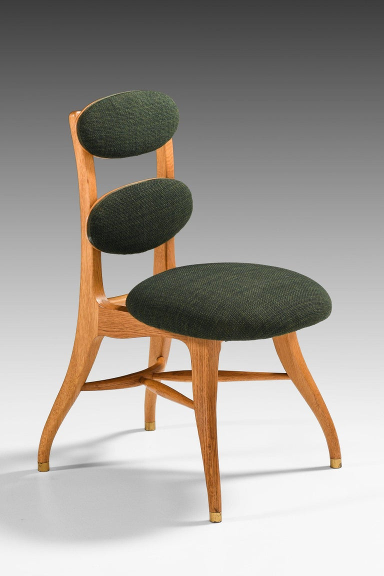 Vilhelm Lauritzen Musician Chair Produced in Denmark 2