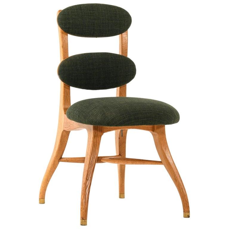 Vilhelm Lauritzen Musician Chair Produced in Denmark