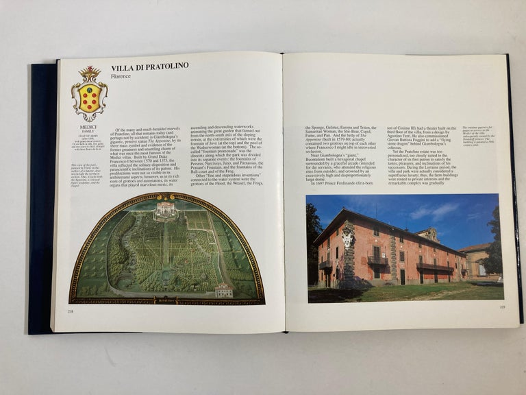 Villas of Tuscany Hardcover Hardcover Book 4