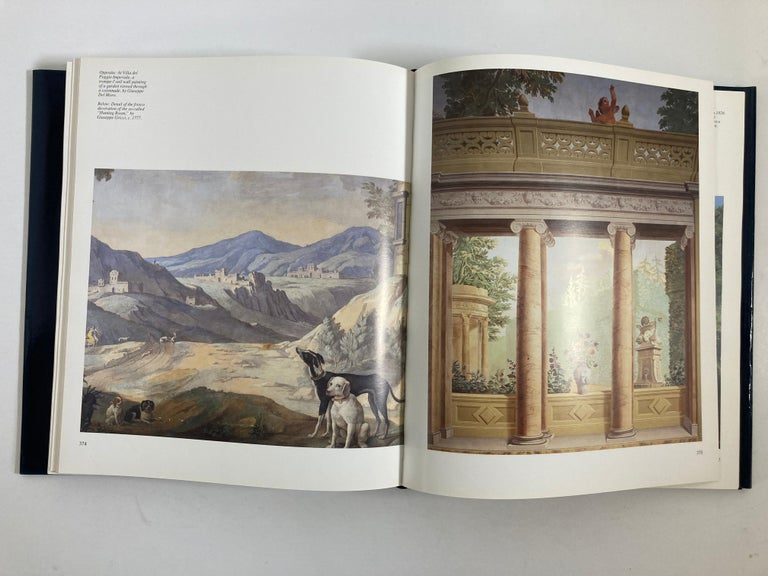 Villas of Tuscany Hardcover Hardcover Book 8