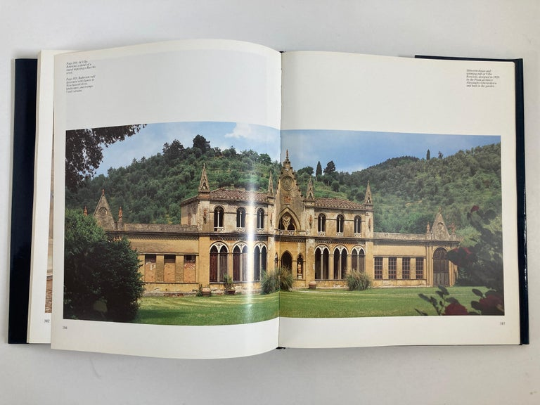 Villas of Tuscany Hardcover Hardcover Book 9