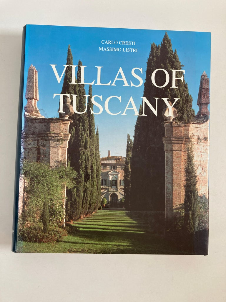 Villas of Tuscany Hardcover – October 1, 2003 by Carlo Cresti (Author), Massimo Listri (Photographer) Europe north of the Alps knew virtually nothing of fine living until Charles VIII of France and his army invaded Italy in the late 15th century.