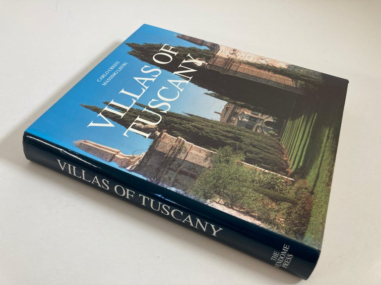 Country Villas of Tuscany Hardcover Hardcover Book