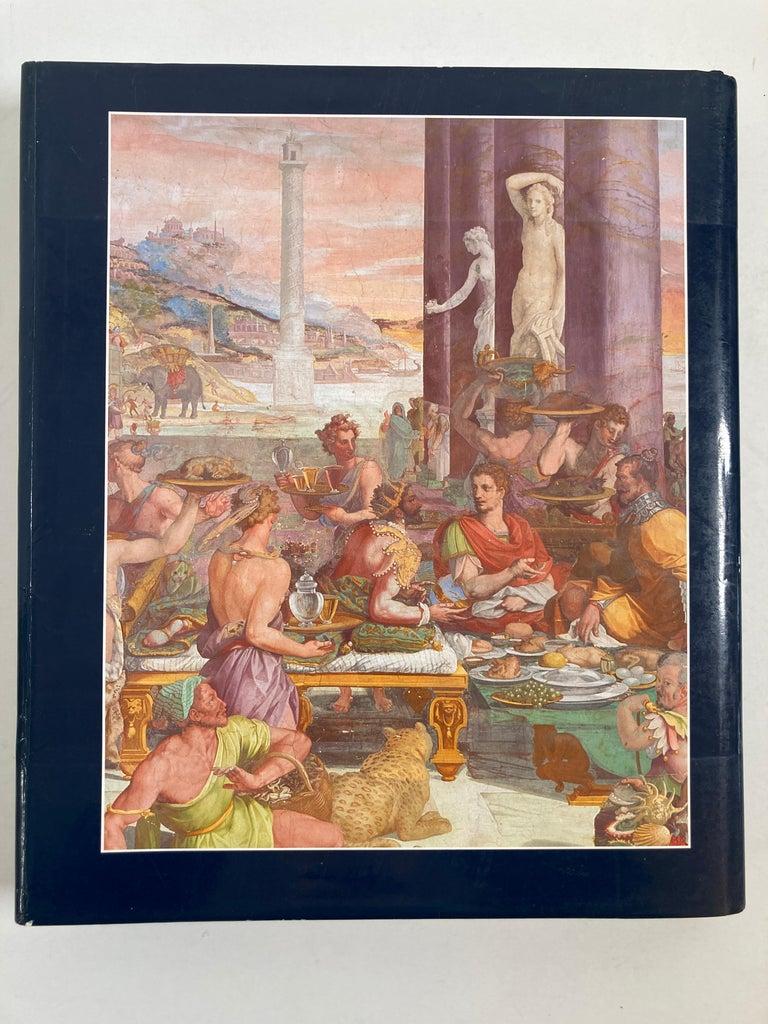Italian Villas of Tuscany Hardcover Hardcover Book