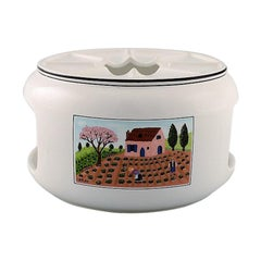 Villeroy & Boch Naif Tea Cozy for Tea Lights in Porcelain