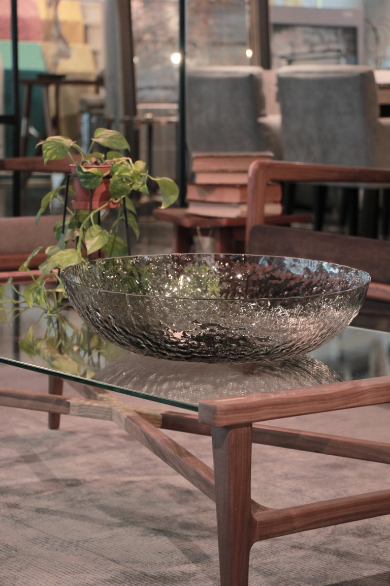 Contemporary Vilma Glass Bowl For Sale