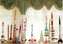 Baikonur City #2 [Unknown Fields Division], The International Space School