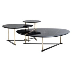 Vincent Set of 3 Coffee Tables by Castello Lagravinese Studio