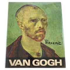 Vincent Van Gogh by Marc Edo Tralbaut Coffee Table Art Book