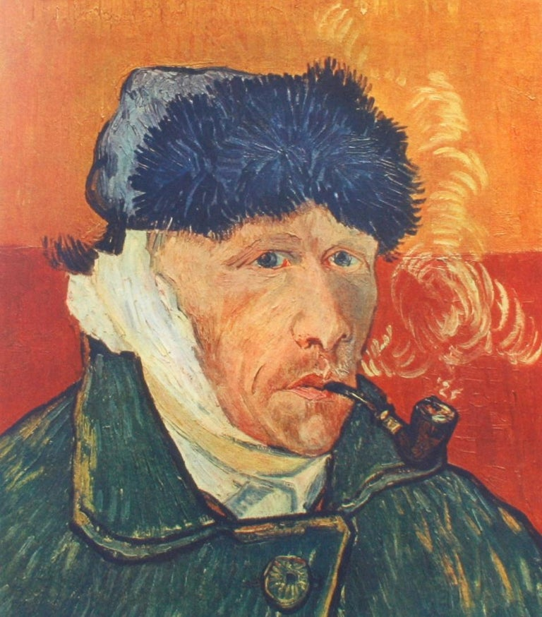 Vincent Van Gogh Paintings and Drawings by L. Goldscheider and W. Uhde For Sale 4