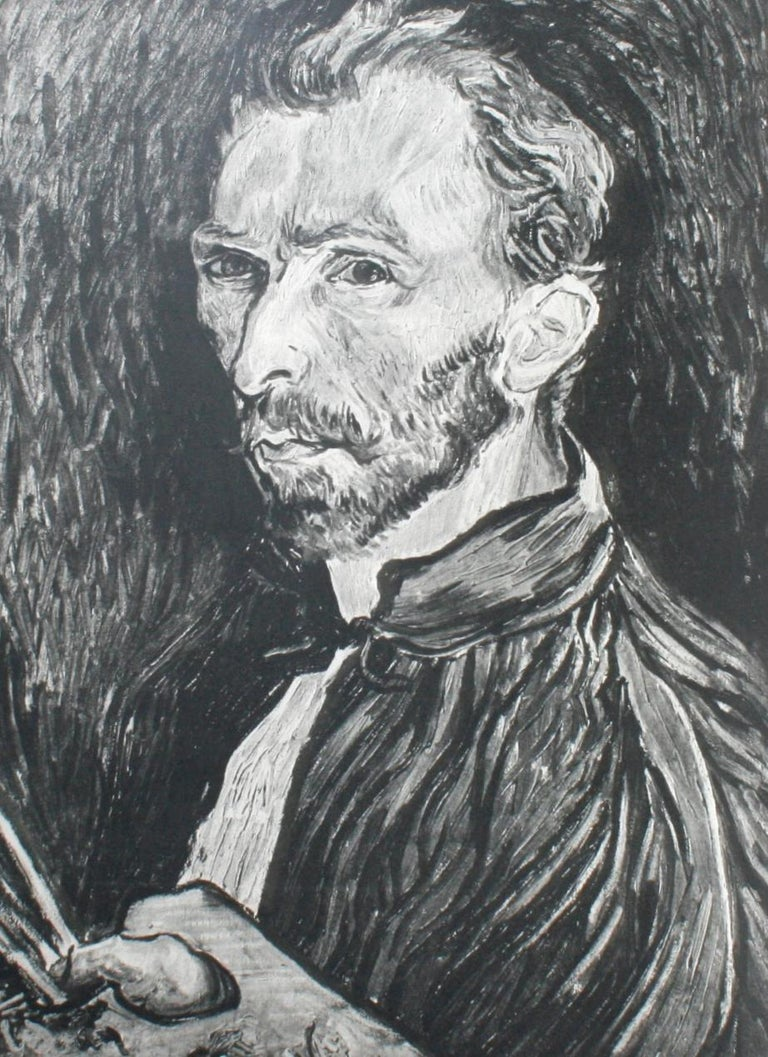 Vincent Van Gogh Paintings and Drawings by L. Goldscheider and W. Uhde For Sale 5