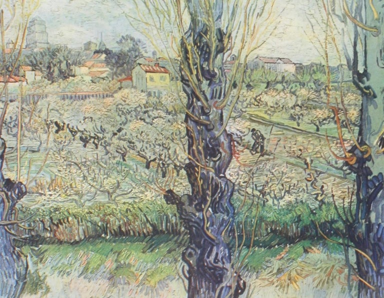 Vincent Van Gogh Paintings and Drawings by L. Goldscheider and W. Uhde For Sale 6