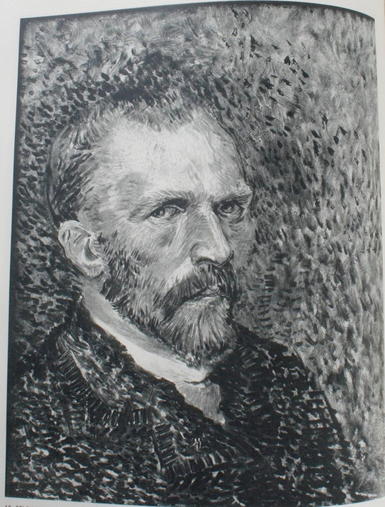 Vincent Van Gogh Paintings and Drawings by L. Goldscheider and W. Uhde For Sale 2