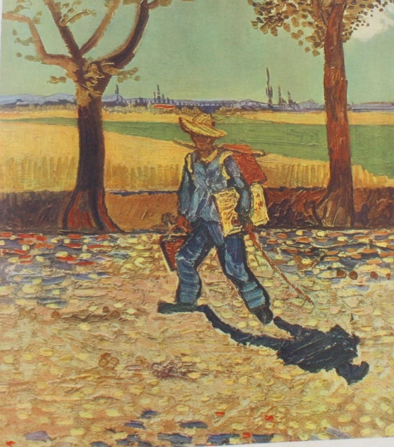 Vincent Van Gogh Paintings and Drawings by L. Goldscheider and W. Uhde For Sale 3
