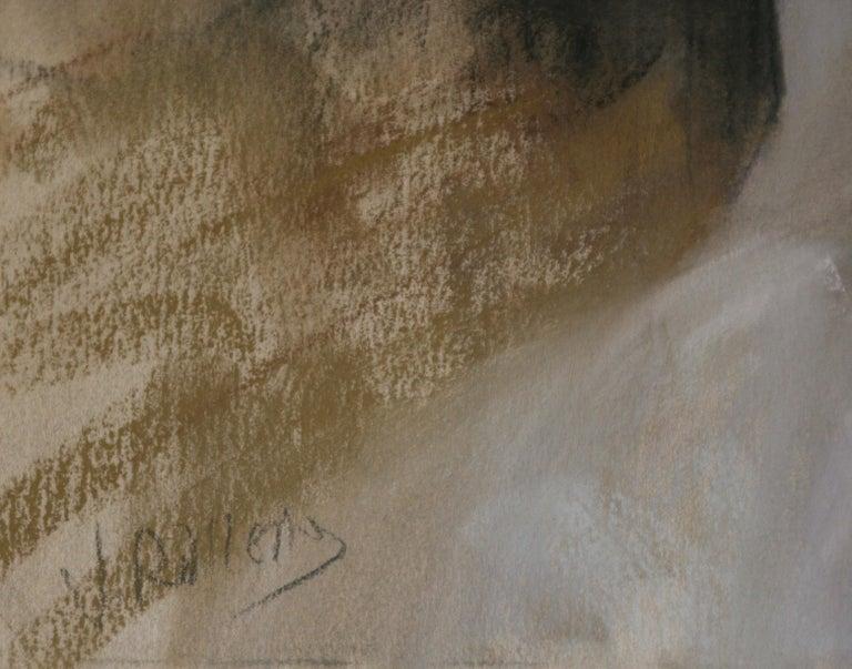 REFLECTIVE  MOMENTS .   Vicente Romero Redon Spanish contemporary artist For Sale 1