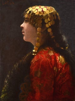 THE GOLDEN HEADDRESS