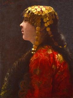 THE GOLDEN HEADDRESS