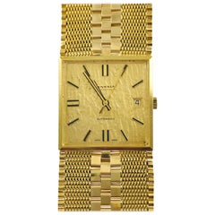 Vintage 18 Karat Juvenia Gold Watch