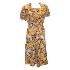 Vintage 1940s Dress and Bolero
