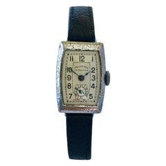 Vintage 1940s Swiss Mechanical Watch