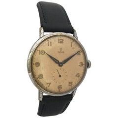 Vintage 1940s Tudor Mechanical Watch