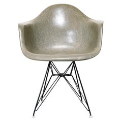 Vintage 1950s Eames DAR Shell Chair