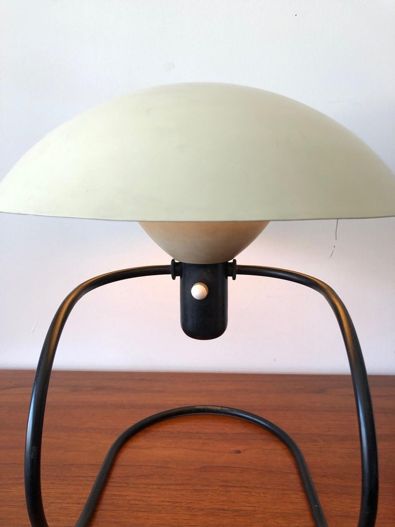 Mid-Century Modern Vintage 1950s Greta Von Nessen Anywhere Lamp Wall Sconce Table Light For Sale