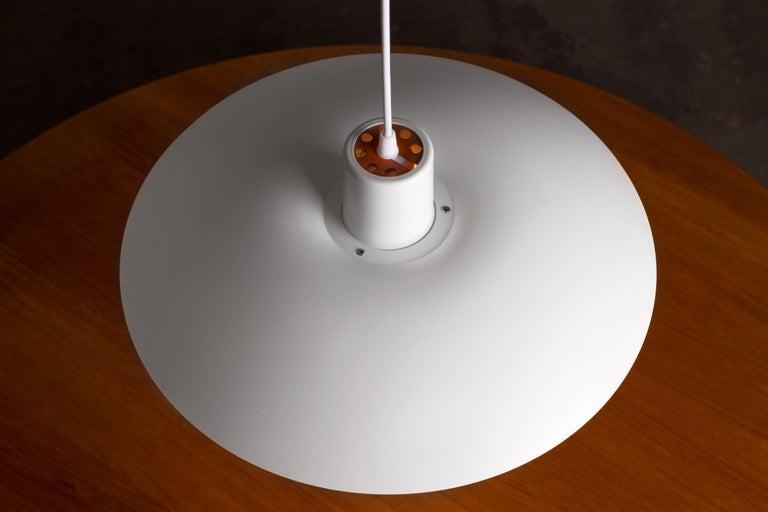 Steel Vintage 1950s Poul Henningsen PH 4/3 Pendant Light for Louis Poulsen For Sale