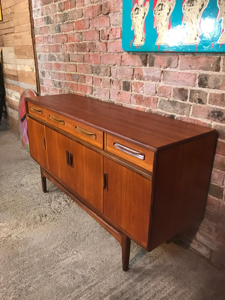 Mid-Century Modern Vintage 1960 Kofod-Larsen for G-Plan Teak Retro Sideboard/Credenza For Sale