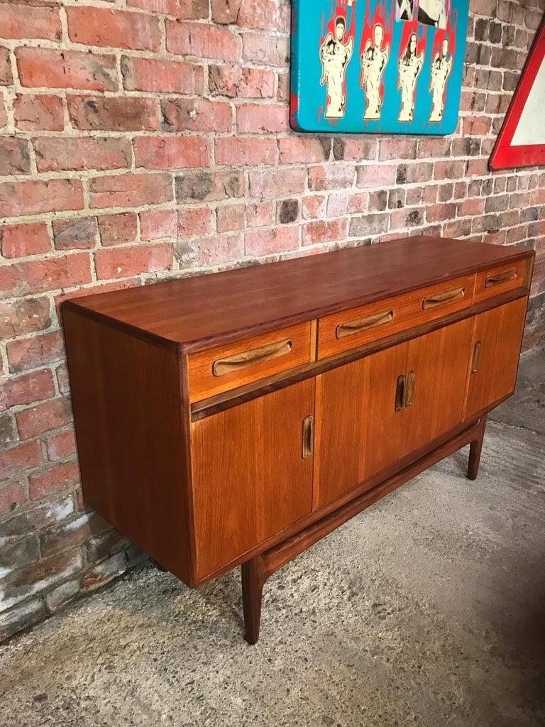 British Vintage 1960 Kofod-Larsen for G-Plan Teak Retro Sideboard/Credenza For Sale