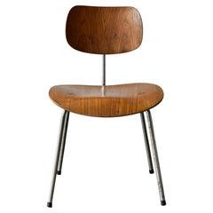 Vintage 1960er SE 68 Chair Egon Eiermann Wilde & Spieth Made in Germany