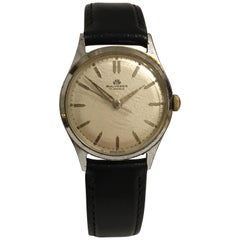 Vintage 1960s Bucherer 17 Jewels Mechanical Watch