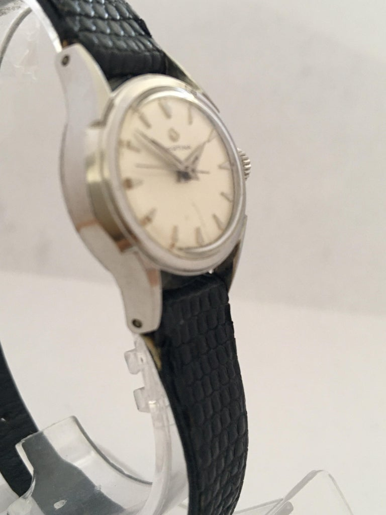 Women's Vintage 1960s Certina Ladies Mechanical Watch For Sale
