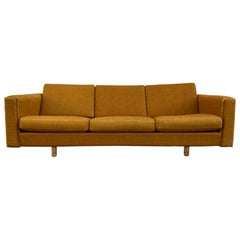 Vintage 1960s Danish Three-Seat Sofa Model GE-300/3 by Hans Wegner for GETAMA