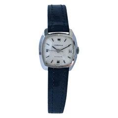 Vintage 1970s Caravelle Automatic Ladies Swiss Watch
