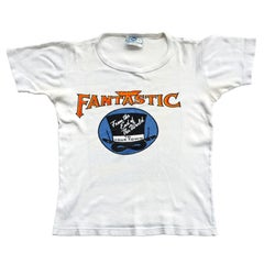 Vintage 1970s Elton John Captain Fantastic Eagles Beach Boys Band T-Shirt