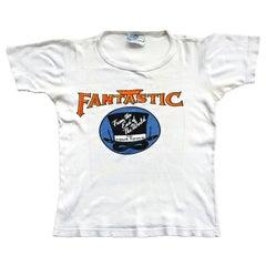 Vintage 1970s Elton John Captain Fantastic Eagles Beach Boys Band T-Shirt