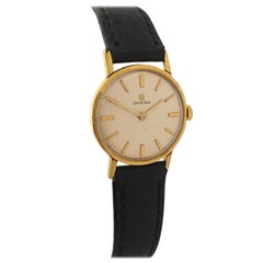 Vintage 1970s Ladies Omega Mechanical Watch