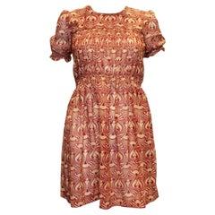 Vintage  1970s Mini Dress by Paul Graham