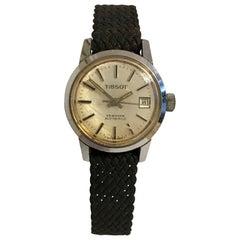 Vintage 1970s Tissot Automatic Ladies Wristwatch