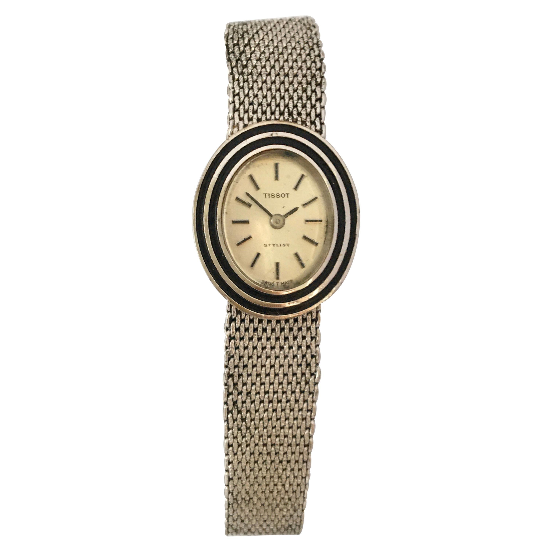Vintage 1970s TISSOT Stylist Mechanical Watch