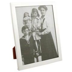 Vintage 1979 Sterling Silver Photograph Frame