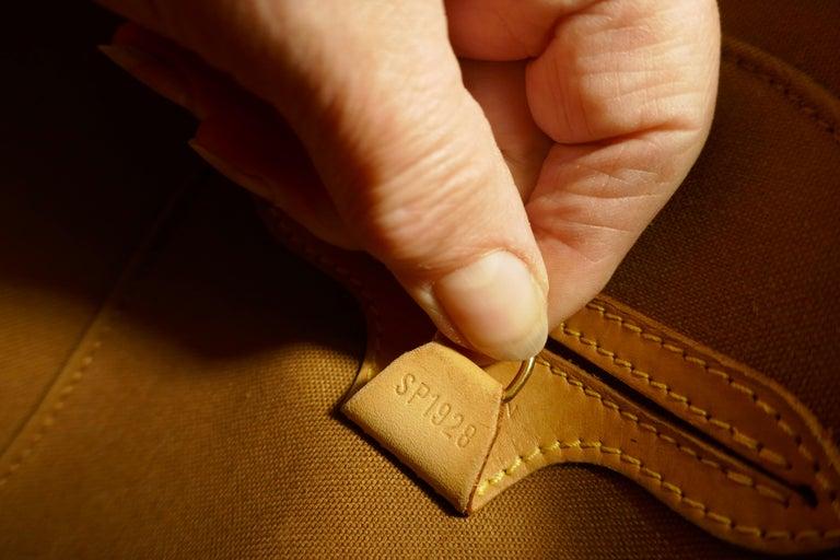 Vintage 1990s Louis Vuitton Ellispe MM Hand Bag For Sale 6